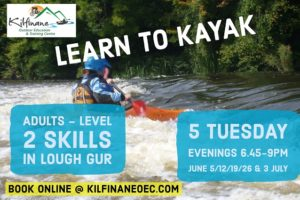 Kayak course